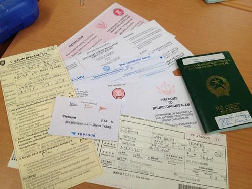 Hồ sơ xin visa xuất khẩu lao động Nhật Bản gồm những gì?