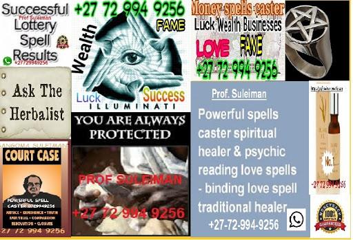 illuminati priest and Money spell caster +27729949256 in Gauteng