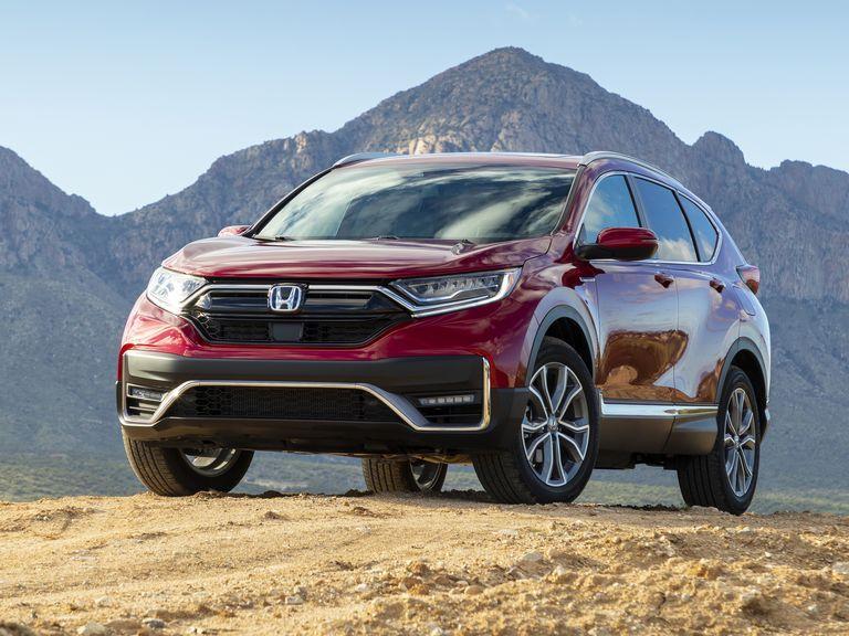 Honda CR-V là một trong những sản phẩm bán chạy nhất của thương hiệu