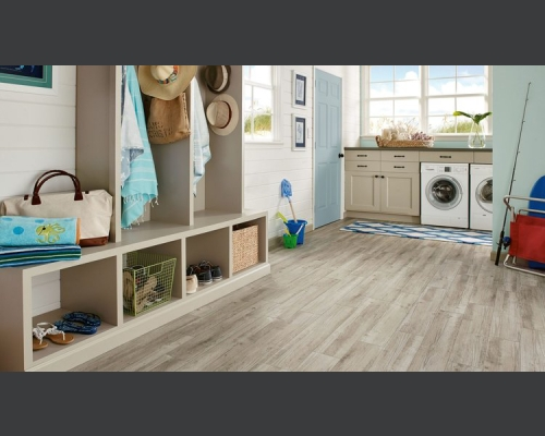 Upgrade your Flooring in Laundries and Mudrooms