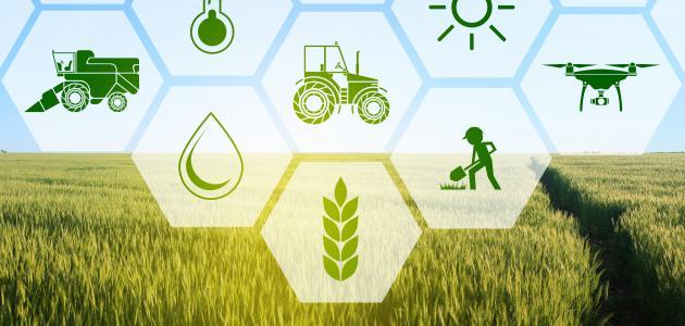 البيئة الزراعية وخصائصها