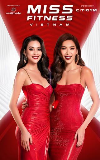 Minh Tú và Tiểu Vy làm giám khảo của Miss fitness Vietnam 2020