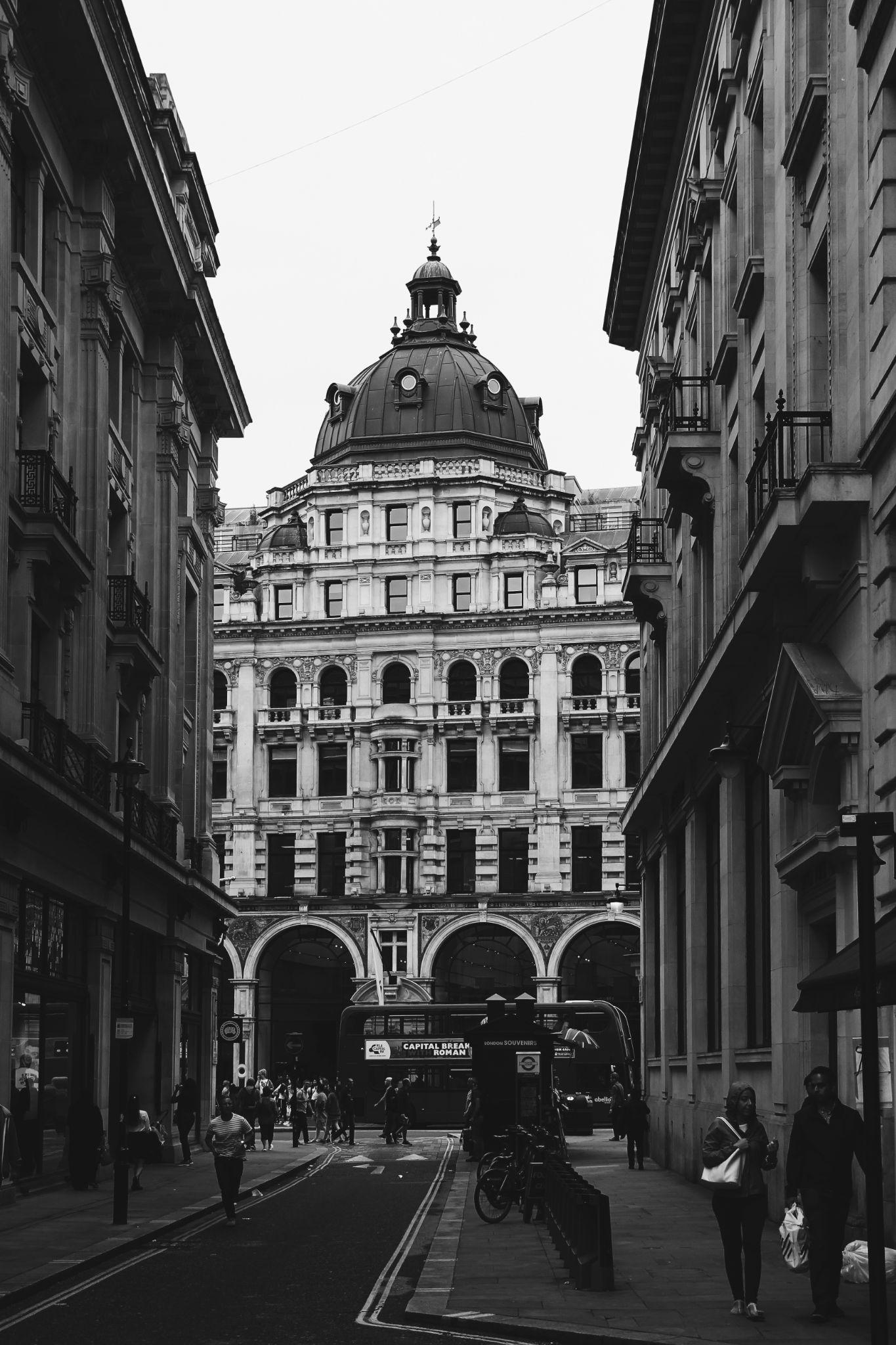 Londra, zona Oxford Street