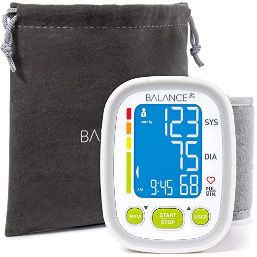 image of GreaterGoods blood pressure monitor
