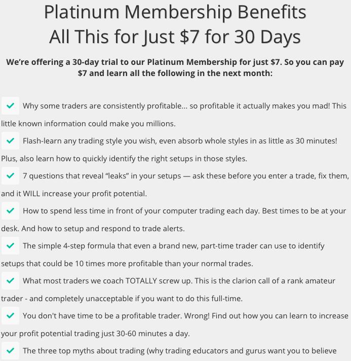 Memberships offered