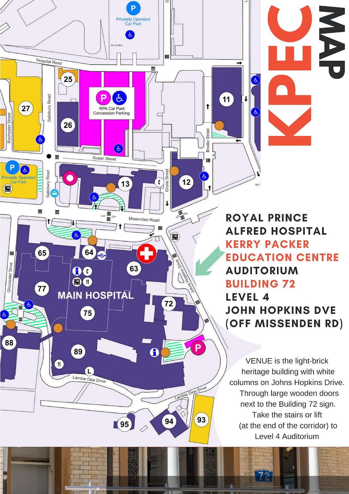 KPEC map