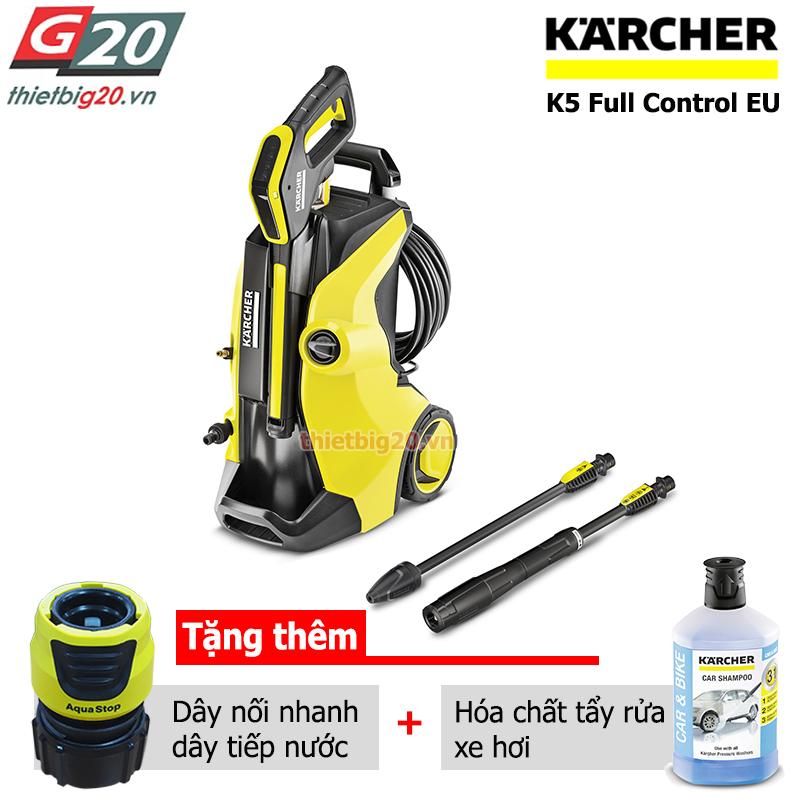 Tại sao nên sử dụng máy phun nước mini Karcher - 221194