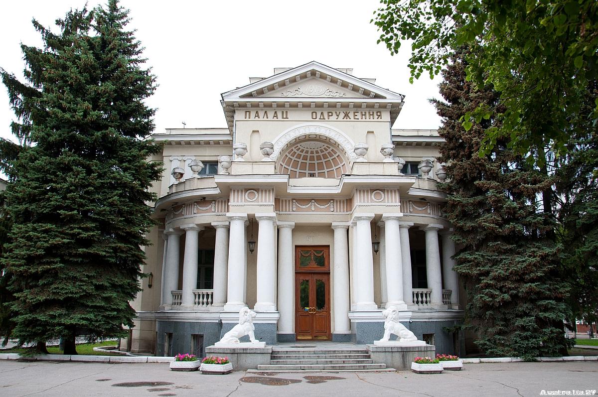 Саме у цьому будинку сидів у 1920-му Іван Гаращенко