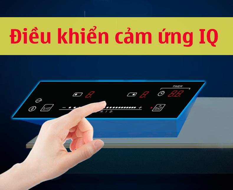 Đều khiển cảm ứng IQ
