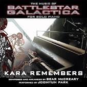 """Kara Remembers for Solo Piano (From """"Battlestar Galactica"""" 2004)"""