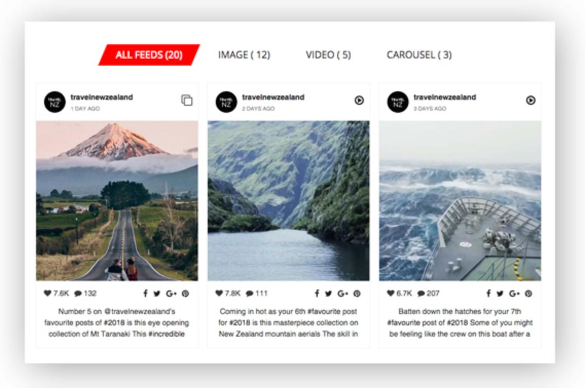 Access press instagram feed pro Instagram WordPress Plugin Download