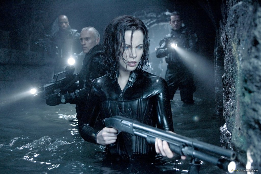 Female Action Movies