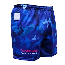 Short de Tag Rugby Homme