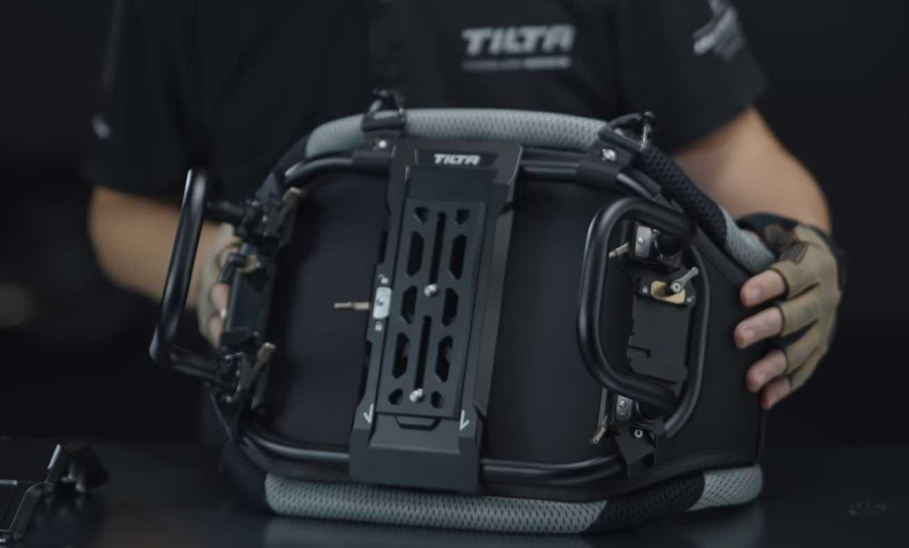 Tilta Float system belt