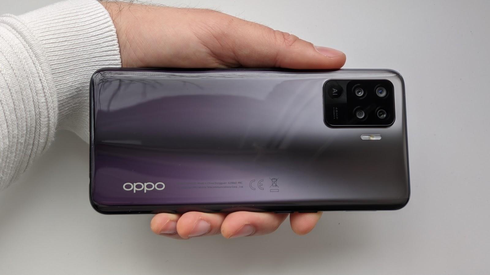 Купить Oppo Reno5 Lite