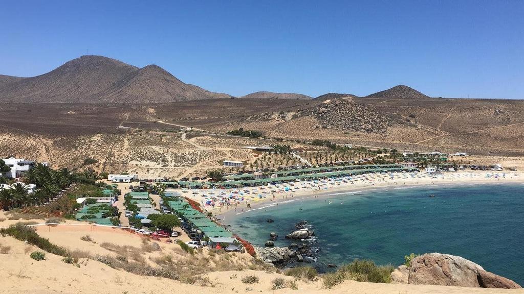 Playa Blanca, playas de chile