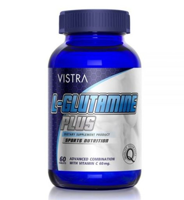 1. VISTRA L-Glutamine Plus