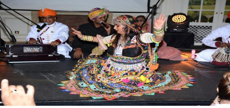 Rajasthani Classical dance and Music