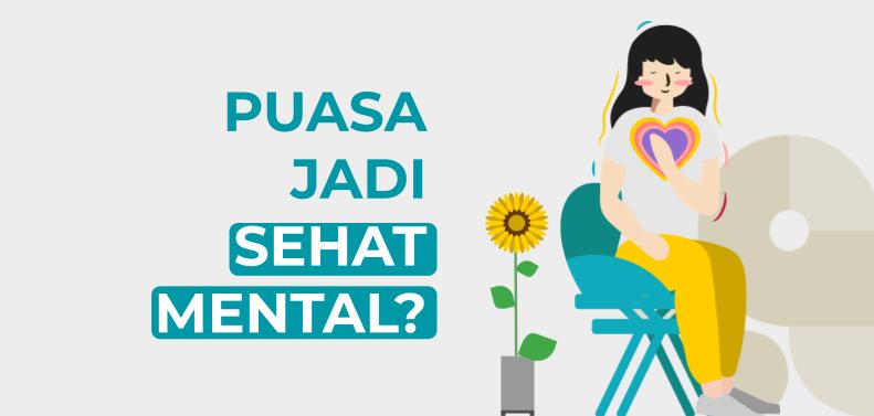 Puasa jadi Sehat Mental?