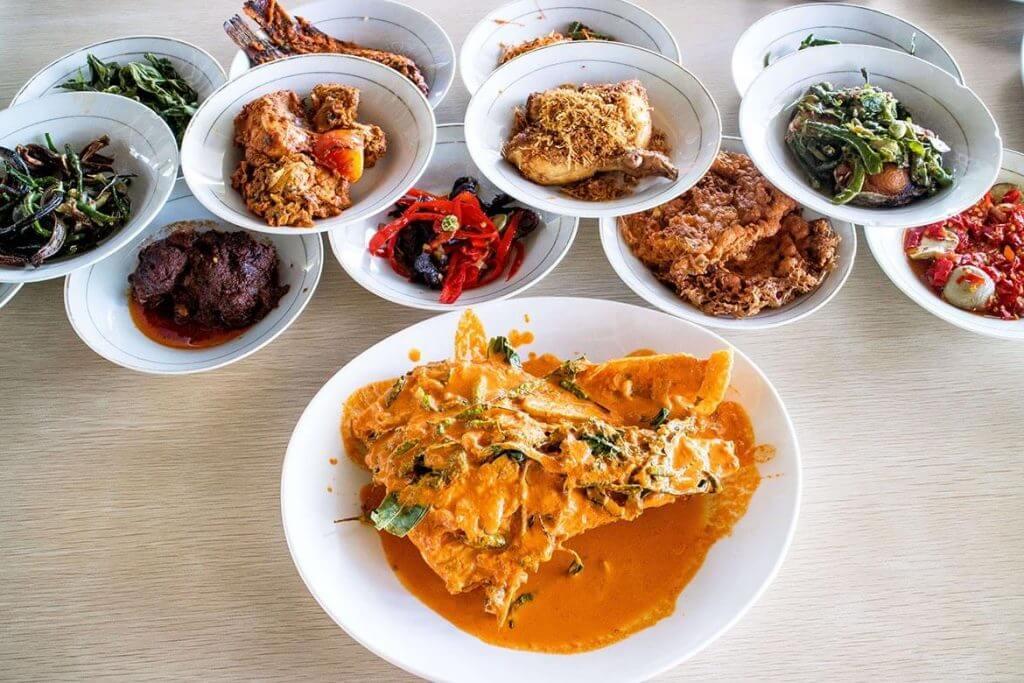 Good Indonesian Food Tours Padang food