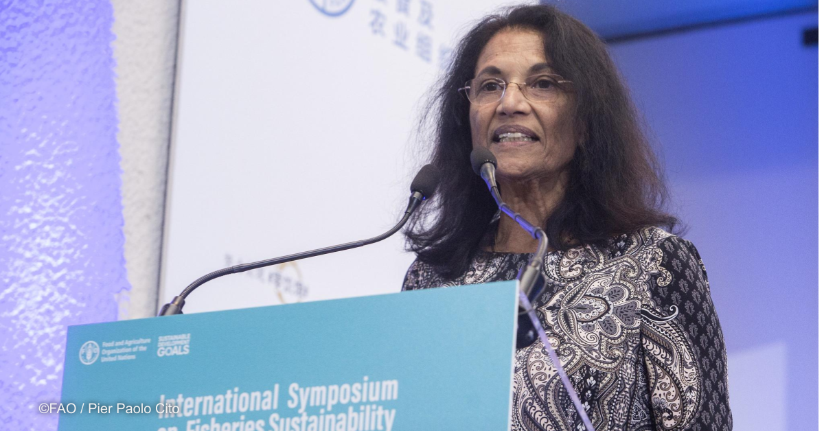 Aquaculture and nutrition expert wins 2021 World Food Prize