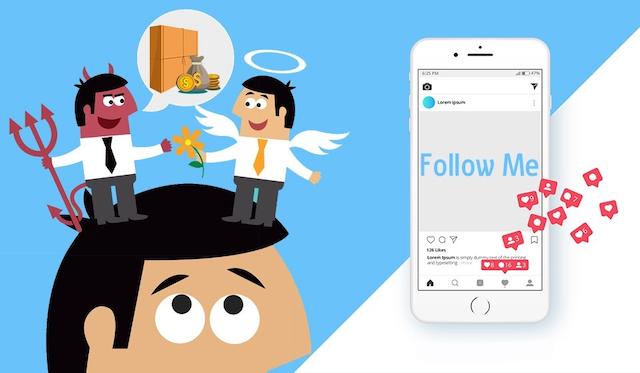Bạn nên mua follow instagram tại Tăng Like 88