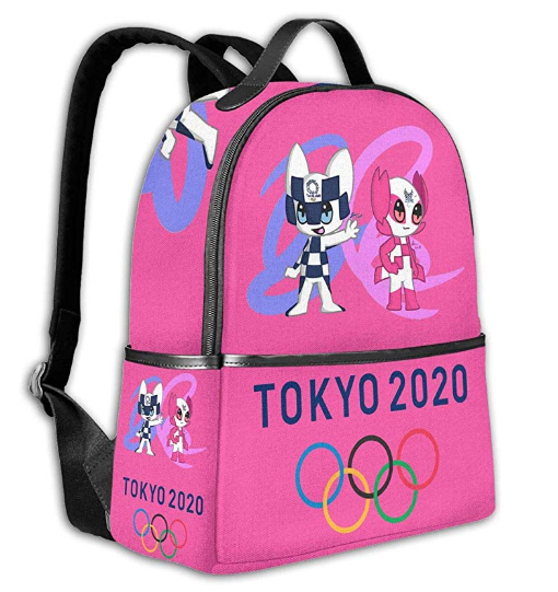 A Fencer's Guide to Holiday Gifts - Olympic & Star Wars Edition - Tokyo 2020 Bag
