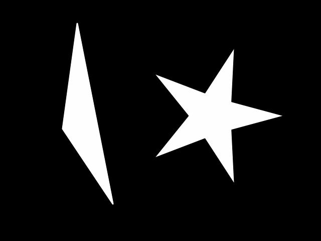 OpenCV Python강좌 - 컨투어(Contour) 검출 및 특성 사용하기