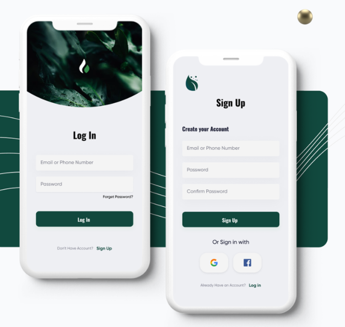 e-Commerce App Design: Tip 1. Fast and Smooth Registration