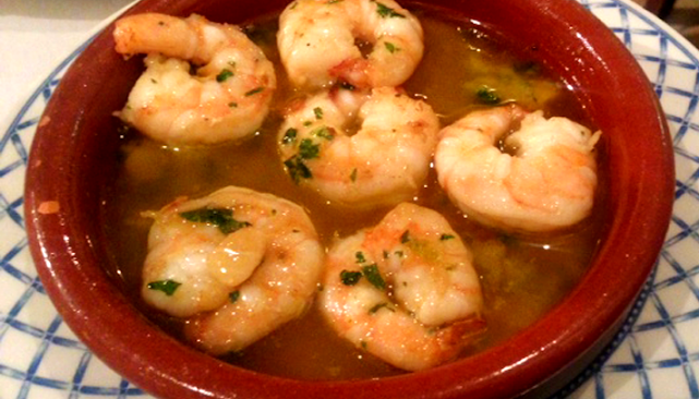 Centro Galego - Tapas in NW10, Restaurant review by Maria Kuehn and Michael R. Goss