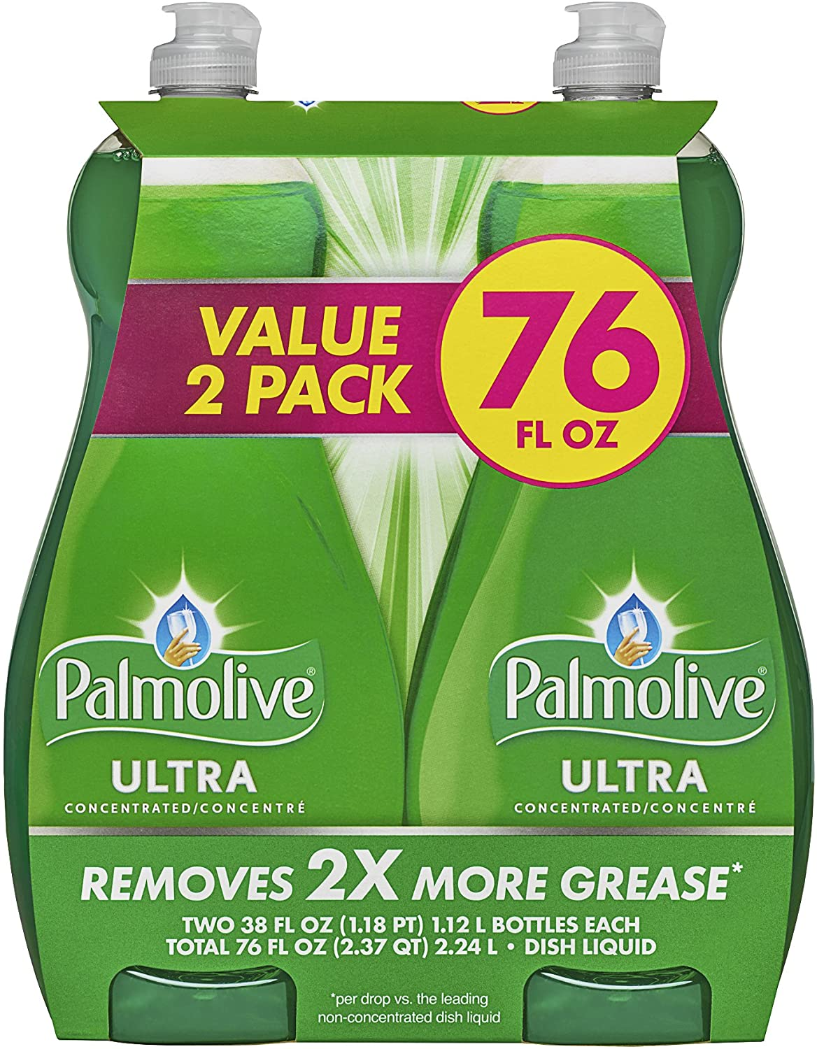 Palmolive Ultra Liquid DishSoap