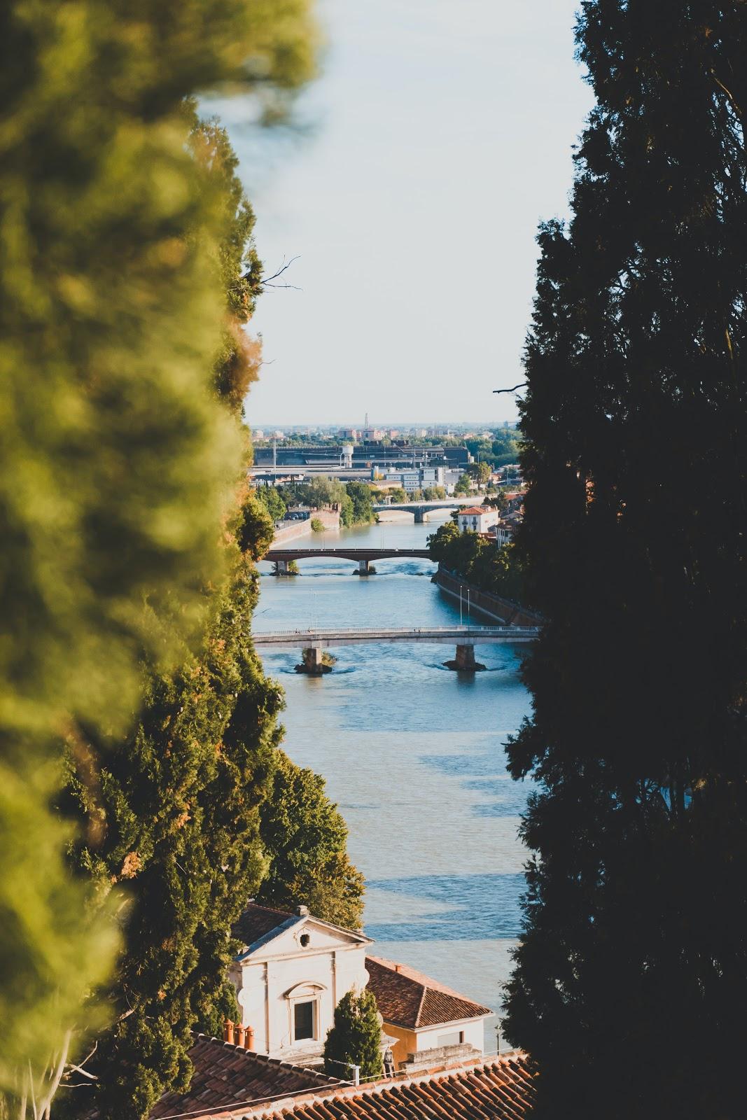 Fiume Adige Verona