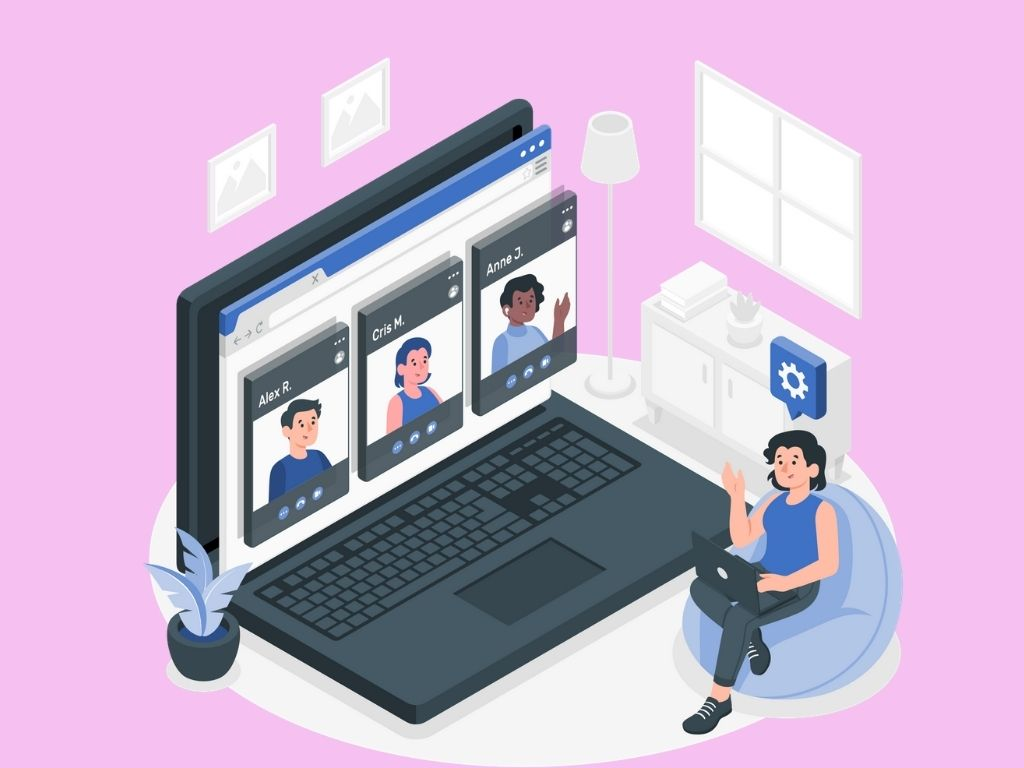 using breakout rooms during online classes can improve participation of students