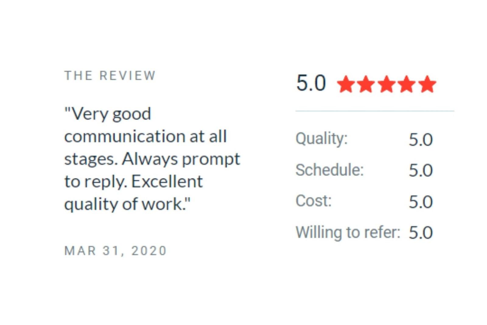 Third Rock Techkno Clutch client Review