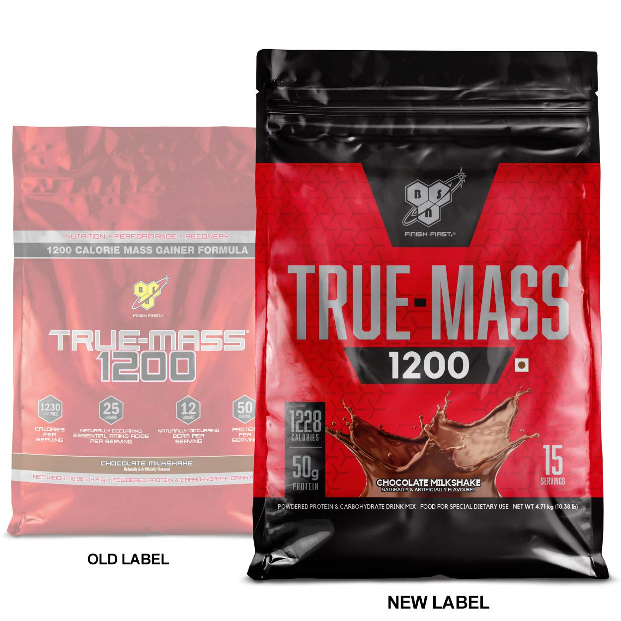 BSN 1200 True Mass Gainer