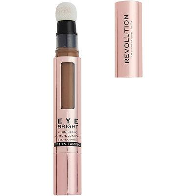 Makeup Revolution Eye Bright Concealer Color:Deep Caramel (deep skin tones w/ neutral undertone)Deep Caramel (deep skin tones w/ neutral undertone)