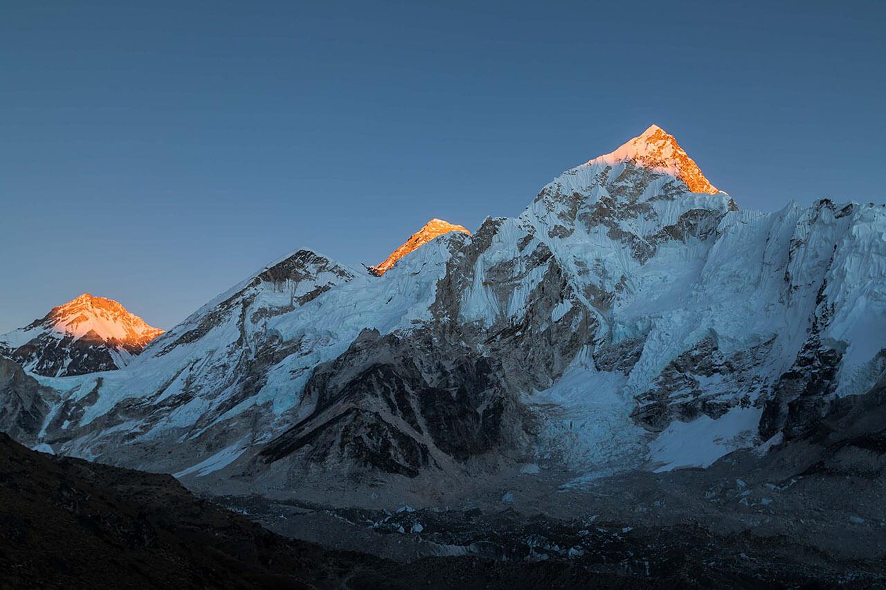 Everest, Himalaje, Nepal
