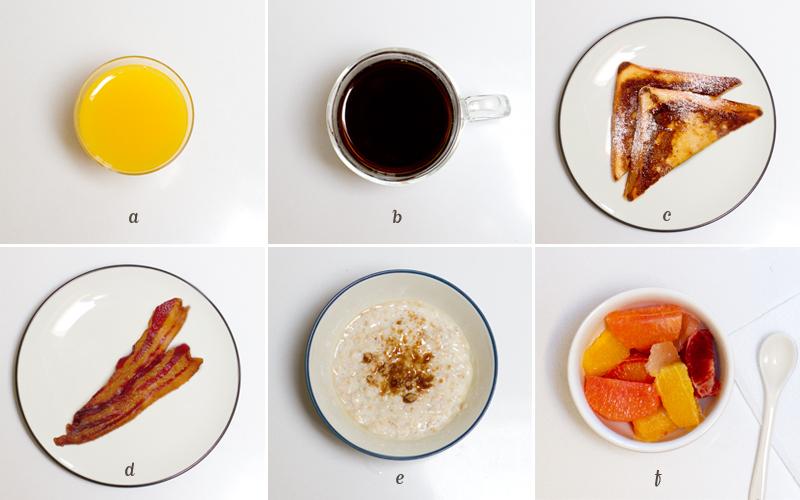 Чи не дивлячись на їжу: меню для кінестетиків