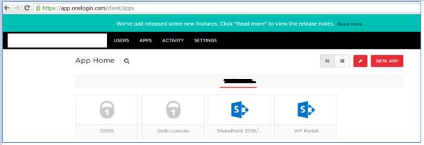 SharePoint SSO SAML with onelogin