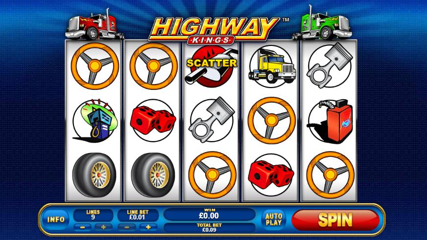 Highway Kings Joker gaming