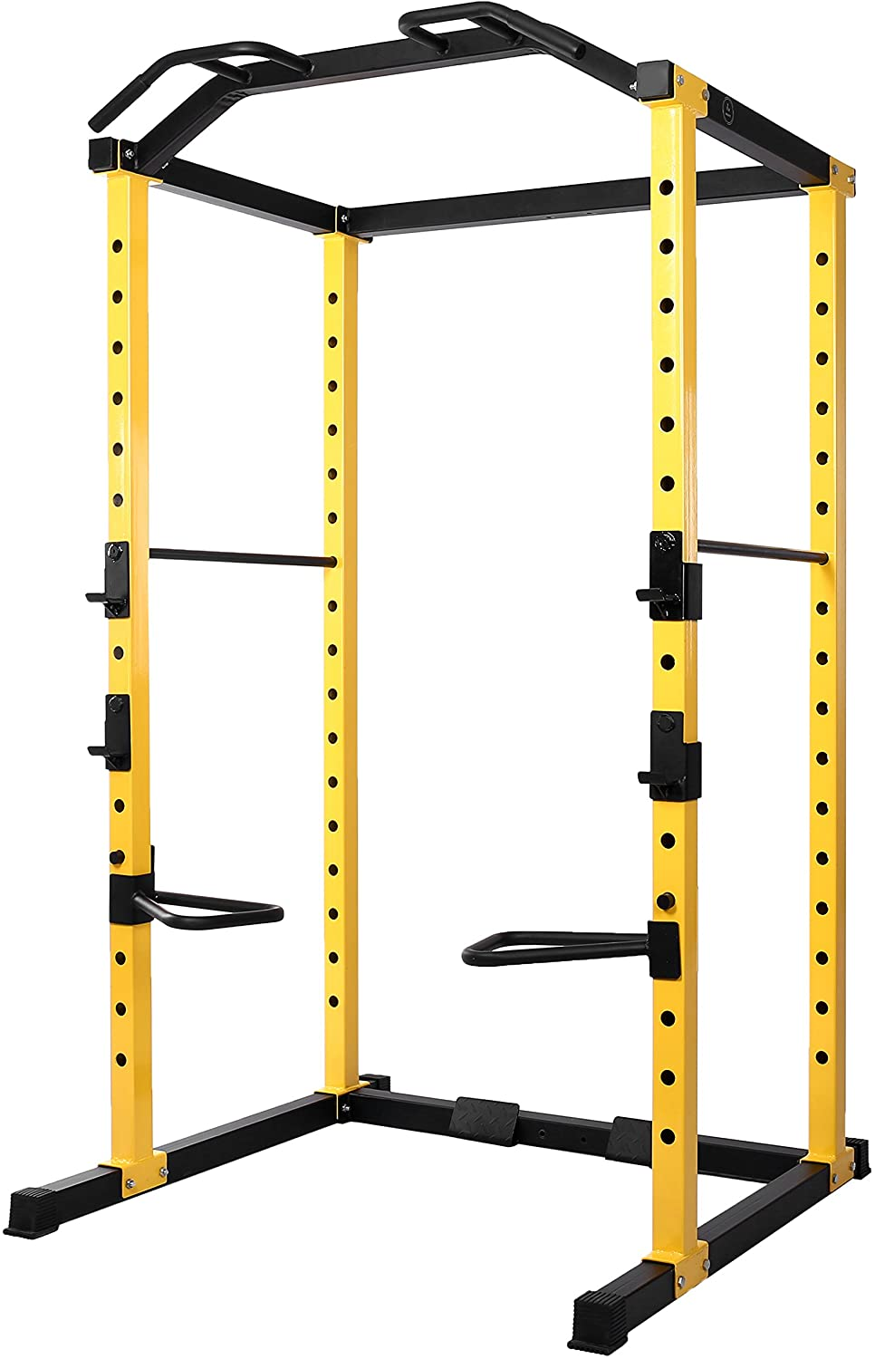 HulkFit power cage with complimentary dip bars