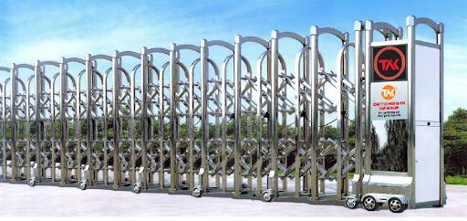 Sự khác biệt của cổng inox 201 với những loại cổng khác