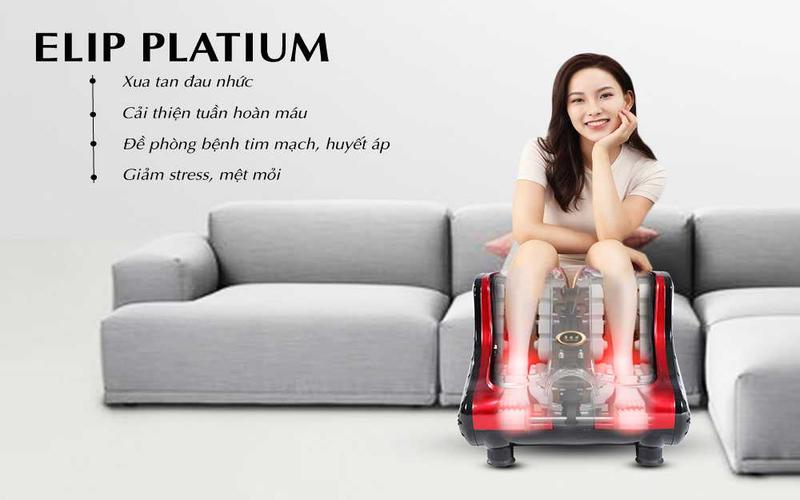 Những lợi ích tuyệt vời của máy massage chân      - Ảnh 1