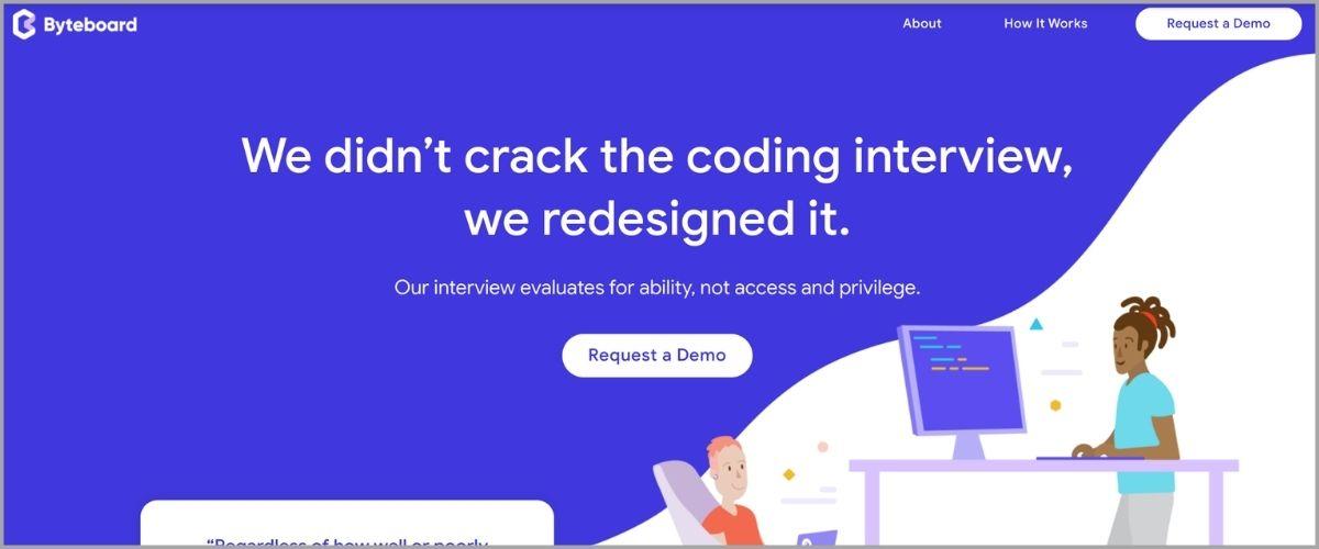 byteboard homepage