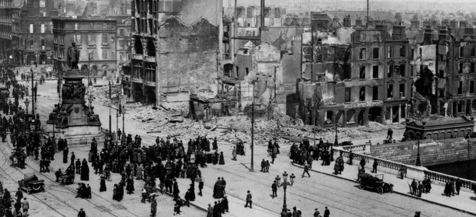 essay 1916 rising