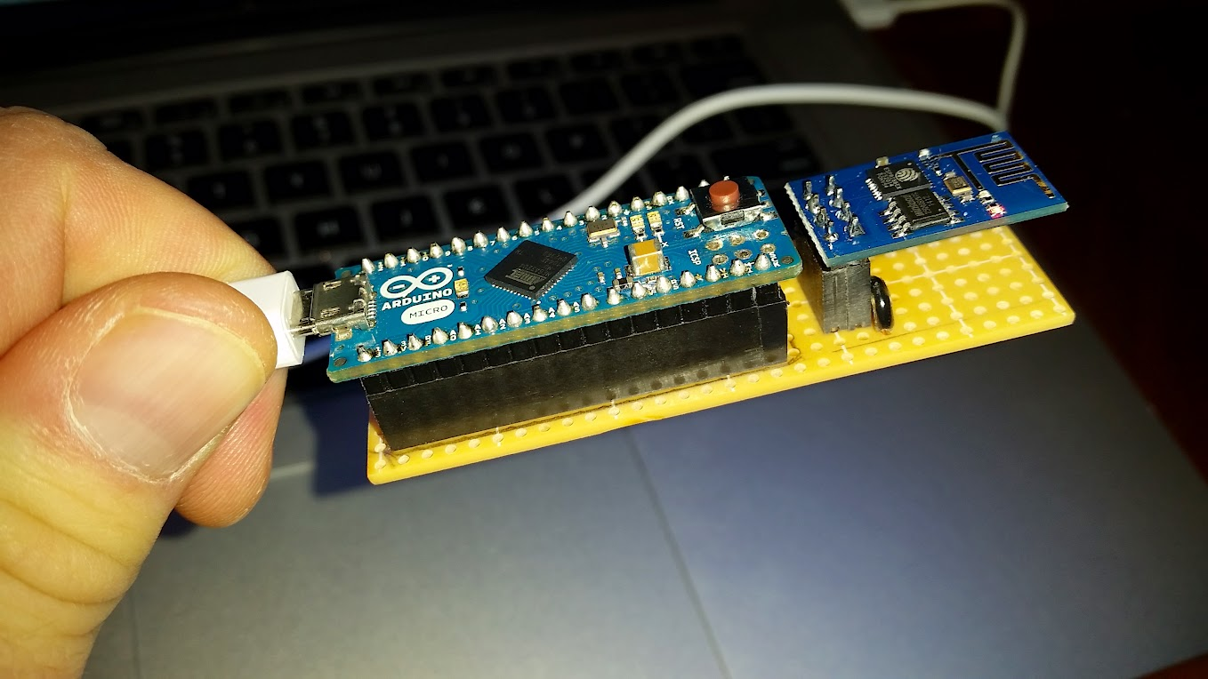 Esp8266 Wifi With The Arduino Micro Projects Wireless Web Server Electronics For You