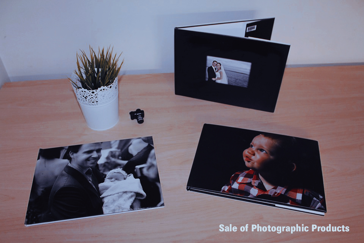 sale of photographic products