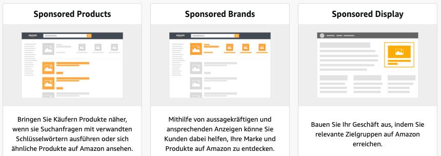 Amazon Advertising Amazon Sponsored