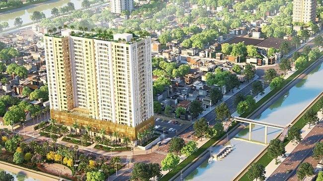 Dự án chung cư đáng để đầu tư tại Thành phố Hồ Chí Minh