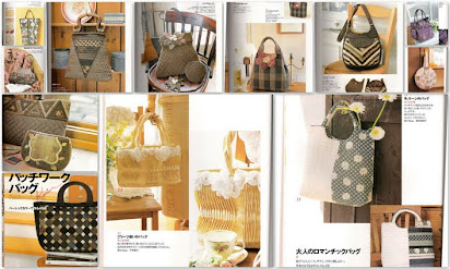 5778fde588ed Японские сумки выкройки